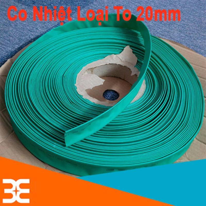 Bảng giá bộ 2 Ống Gen co nhiệt loại To đường kính 20mm ( mỗi ống dài 1m )