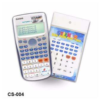 Bộ 2 stiker trang trí bàn phím máy tính (CS004)