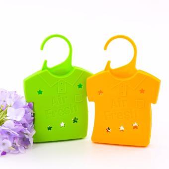 Bộ 2 túi thơm khử mùi treo tủ quần áo Hàn Quốc