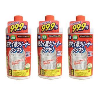 Bộ 3 chai Dung dịch vệ sinh lồng máy giặt Nhật Bản (550g/Chai x 3) - 8711496 , RO380HLAA2RTASVNAMZ-4764945 , 224_RO380HLAA2RTASVNAMZ-4764945 , 299800 , Bo-3-chai-Dung-dich-ve-sinh-long-may-giat-Nhat-Ban-550g-Chai-x-3-224_RO380HLAA2RTASVNAMZ-4764945 , lazada.vn , Bộ 3 chai Dung dịch vệ sinh lồng máy giặt Nhật Bản (550g