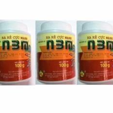 Bộ 3 lọ thuốc kích thích ra rễ cực mạnh N3M 100g