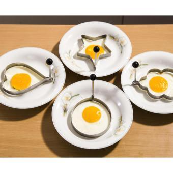 Bộ 4 khuôn chiên trứng ngộ nghĩnh