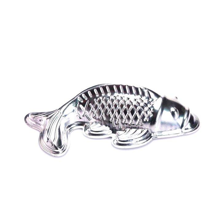 Bộ 4 khuôn hình cá chép ESHOP 24H ES007 (Bạc)