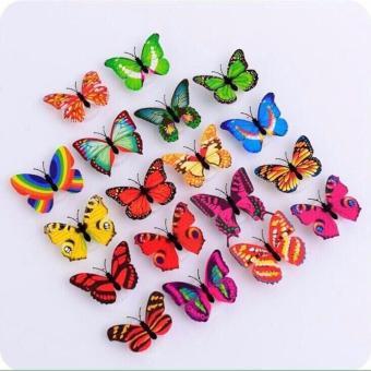 Bộ 5 con bướm phát quang ban đêm Smart