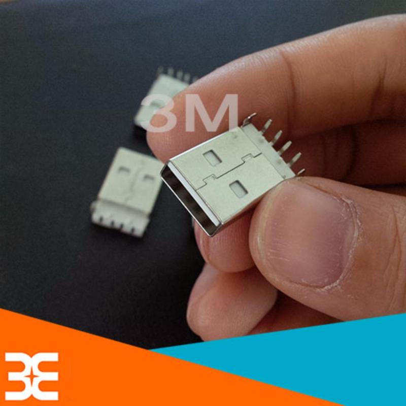 Bảng giá Bộ 5 Cổng USB A Đực Chân Cắm 4P V2
