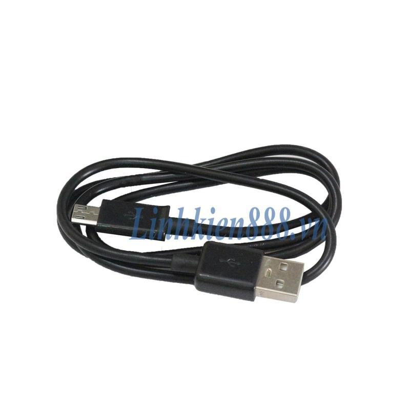 Bảng giá Bộ adapter DC 5V 2A và cáp sạc MicroUsb Mặc định