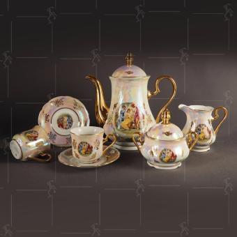 Bộ ấm trà cô tiên
