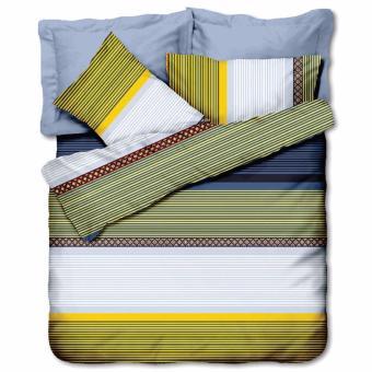 Bộ chăn drap Magic Stripes Windsir 160 x 200 cm