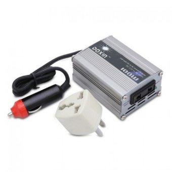 Bộ chuyển đổi nguồn điện từ 12V ra 220V công suất 100W GT463