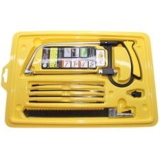 Bộ cưa tay đa năng tiện dụng TD6 (vàng)