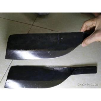 Bộ Dao chặt và dao thái nhỏ loại 1 (Đen)