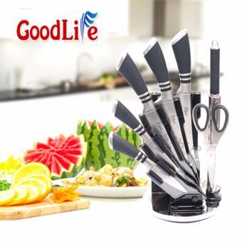 Bộ dao inox 8 món Good Life không gỉ