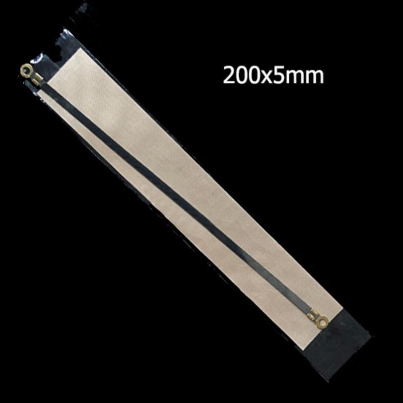 Bộ dây nhiệt và màng chống dính thay thế máy hàn mieng túi 200x5mm
