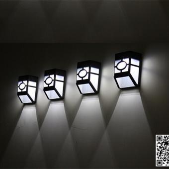 Bộ đèn Led năng lượng mặt trời MT16 ( ánh sáng trắng)