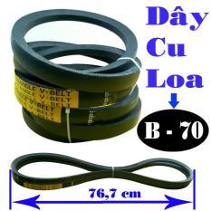 Bộ đôi dây cu loa B70