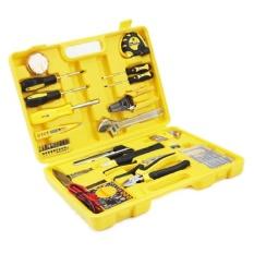 Bộ dụng cụ cầm tay đa năng 39 chi tiết Bosi BS511039 (Vàng)