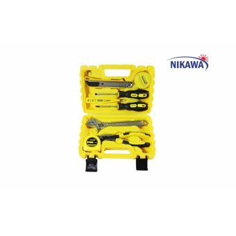 Bộ dụng cụ Nikawa tools 8 món NK-BS008 - 10263315 , NI269HLAA72AK8VNAMZ-12962615 , 224_NI269HLAA72AK8VNAMZ-12962615 , 320000 , Bo-dung-cu-Nikawa-tools-8-mon-NK-BS008-224_NI269HLAA72AK8VNAMZ-12962615 , lazada.vn , Bộ dụng cụ Nikawa tools 8 món NK-BS008
