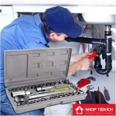 Bộ dụng cụ sửa chữa đa năng 40 món Shop Tiện ích