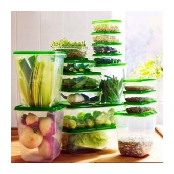 Bộ hộp đựng thực phẩm an toàn 17 món IKEA