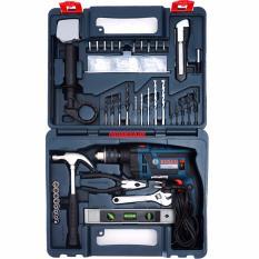 Bộ máy khoan 100 chi tiết Bosch GSB 10 RE Professional