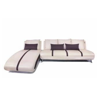 Bộ sofa vải Bellasofa BL011 (Kem)