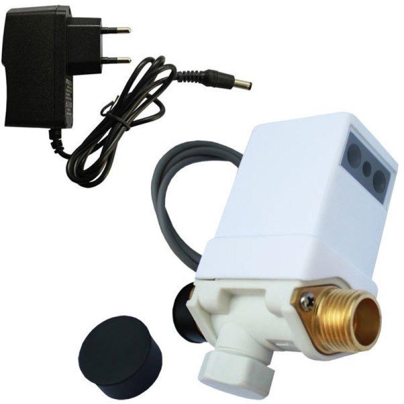 Bảng giá Mua Bộ xả nước cảm ứng tự động cho bồn tiểu nam + nguồn điện 12V,1A.