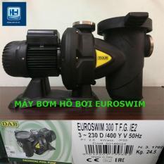 Bơm hồ bơi EUROSWIM 300 T: 2.2 kW/ 3 HP