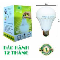 Bóng đèn LED 12W tích điện thông minh tự sáng khi mất điện POSSON LIB-12