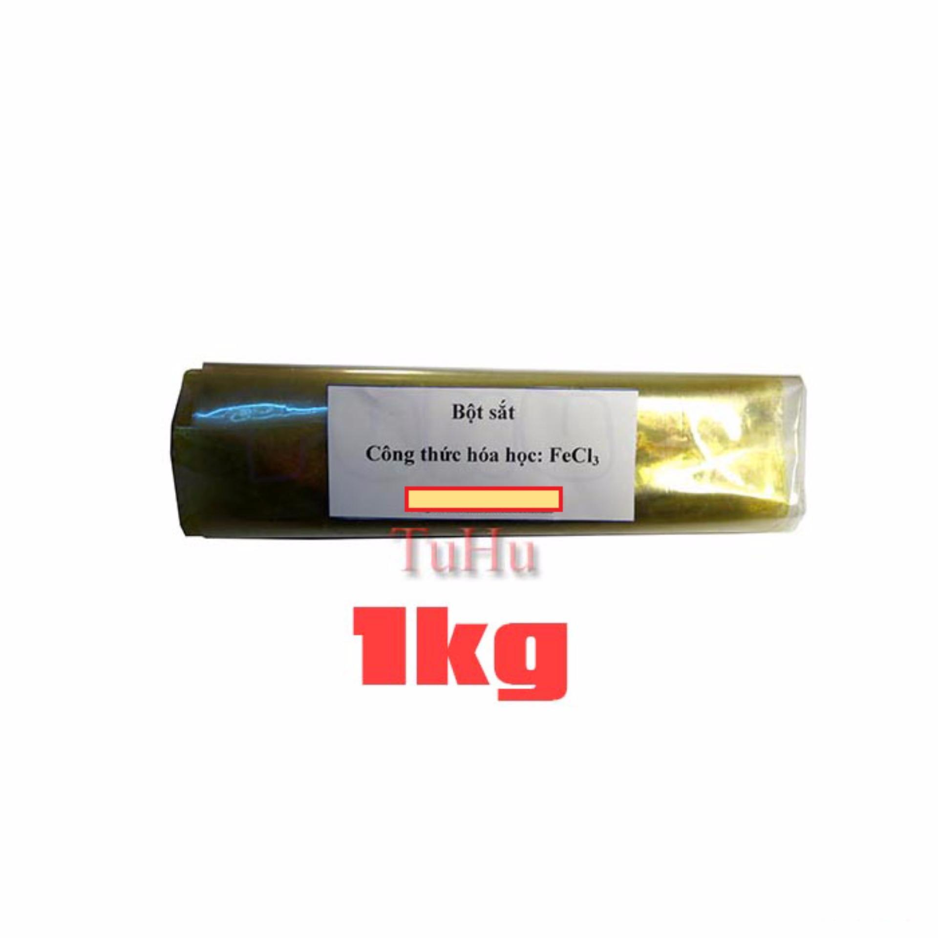 Bột sắt ( Fecl3 ) 1kg