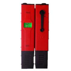 Bút đo pH và nhiệt độ nước THB PH-2012 (Đỏ)
