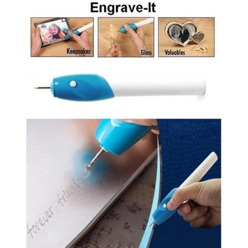 Mua Bút khắc chữ trên nhiều chất liệu đa năng