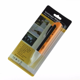 Bút thử điện điện tử xuyên tường, có đèn led thông minh IAC-D