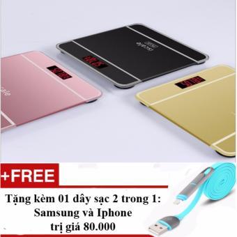 Cân điện tử cho gia đình và em bé Iphone ISCALE SE - Tặng dây sạcđiện thoại 2 trong 1 cho Iphone và Samsung - 8503733 , OE680HLAA3M0DQVNAMZ-6411941 , 224_OE680HLAA3M0DQVNAMZ-6411941 , 350000 , Can-dien-tu-cho-gia-dinh-va-em-be-Iphone-ISCALE-SE-Tang-day-sacdien-thoai-2-trong-1-cho-Iphone-va-Samsung-224_OE680HLAA3M0DQVNAMZ-6411941 , lazada.vn , Cân điện tử cho