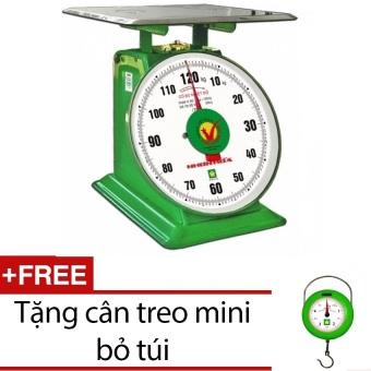 Cân đồng hồ lò xo Nhơn Hòa 120Kg NHS-120-11 mặt số 11 inches + Tặng cân treo mini - 8283443 , NH730HLAA1NJBAVNAMZ-2730484 , 224_NH730HLAA1NJBAVNAMZ-2730484 , 1490000 , Can-dong-ho-lo-xo-Nhon-Hoa-120Kg-NHS-120-11-mat-so-11-inches-Tang-can-treo-mini-224_NH730HLAA1NJBAVNAMZ-2730484 , lazada.vn , Cân đồng hồ lò xo Nhơn Hòa 120Kg NHS-120