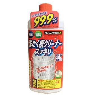 Chai nước tẩy vệ sinh lồng máy giặt Rocker - Nhật Bản 550g