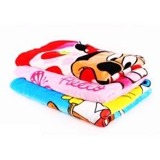 Tư vấn mua Chăn lông tuyết siêu mềm mịn Disney