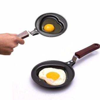 Chảo Chiên trứng Mini POÊLE MP-12 12cm (Đen)