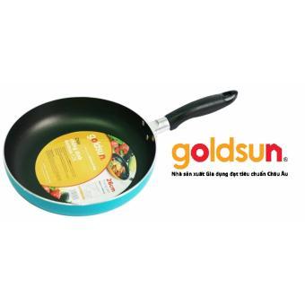 Top 10 Chảo chống dính Goldsun GC426 phi 26cm xanh  trong năm