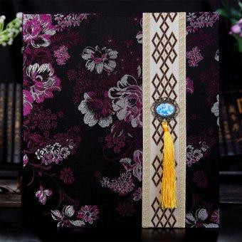 China style Photobook Landscape Imagewrap Hardcover Handmade PhotoBook 25Pages - intl