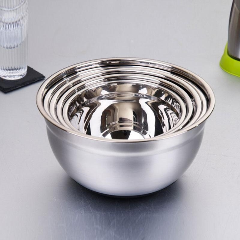 Cocotina stainless steel bowl deepening thick soup basin S - intl