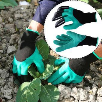 Combo 2 đôi Găng tay làm vườn chuyên dụng