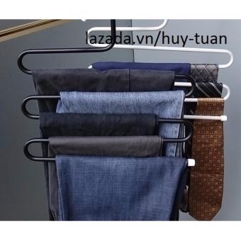 Combo 3 móc treo quần áo 5 tầng tiện dụng - 8197421 , HU276HLAA4BUYTVNAMZ-7905282 , 224_HU276HLAA4BUYTVNAMZ-7905282 , 138000 , Combo-3-moc-treo-quan-ao-5-tang-tien-dung-224_HU276HLAA4BUYTVNAMZ-7905282 , lazada.vn , Combo 3 móc treo quần áo 5 tầng tiện dụng