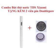 Combo Bút TDS kiểm tra chất lượng nước Xiaomi TẶNG 2 pin cúc áo thay thế