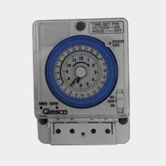 Công tắc hẹn giờ cơ công suất lớn 16A Pin dự trữ 100 giờ Camsco TB35