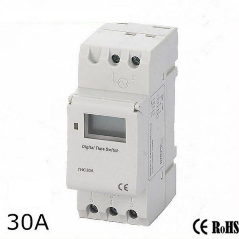 Công tắc hẹn giờ điện tử lập trình THC30A