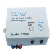 Công tắc hẹn giờ TPE TM3C (Trắng)
