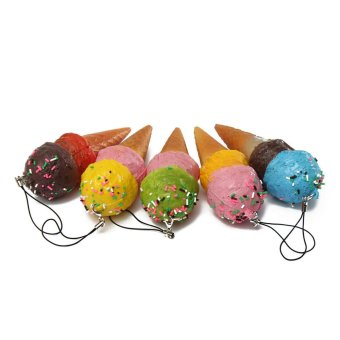 Cute Yummy Ice cream Kawaii Squishy Bread Keychain Bag Phone Charm Strap Pendant - 8492915 , OE680HLAA1BXPUVNAMZ-2062827 , 224_OE680HLAA1BXPUVNAMZ-2062827 , 230000 , Cute-Yummy-Ice-cream-Kawaii-Squishy-Bread-Keychain-Bag-Phone-Charm-Strap-Pendant-224_OE680HLAA1BXPUVNAMZ-2062827 , lazada.vn , Cute Yummy Ice cream Kawaii Squishy Brea