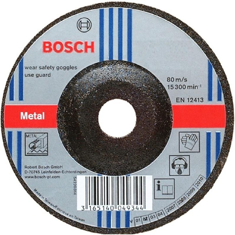 Đá mài sắt Bosch 2608600264 (Đen)