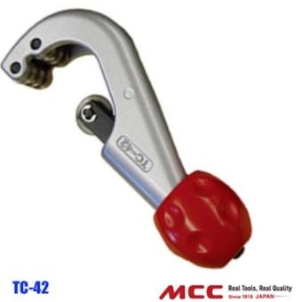 Dao cắt ống đồng TC-42, ống inox đường kính 42mm. Tubing Cutter MCC Japan.