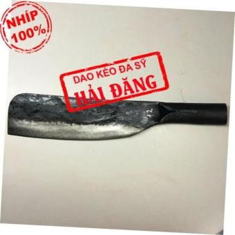Dao phay (dao chặt) Đa Sỹ rèn thủ công bằng nhíp ô tô 1200g (loạiđặc biệt) HD03-03